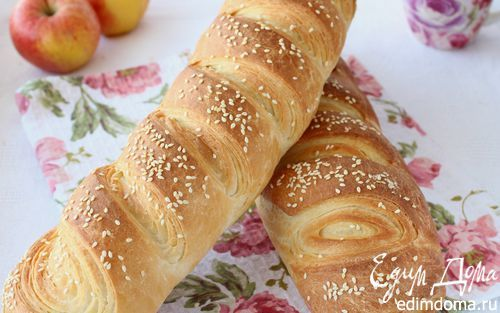Рецепт – Французкий багет