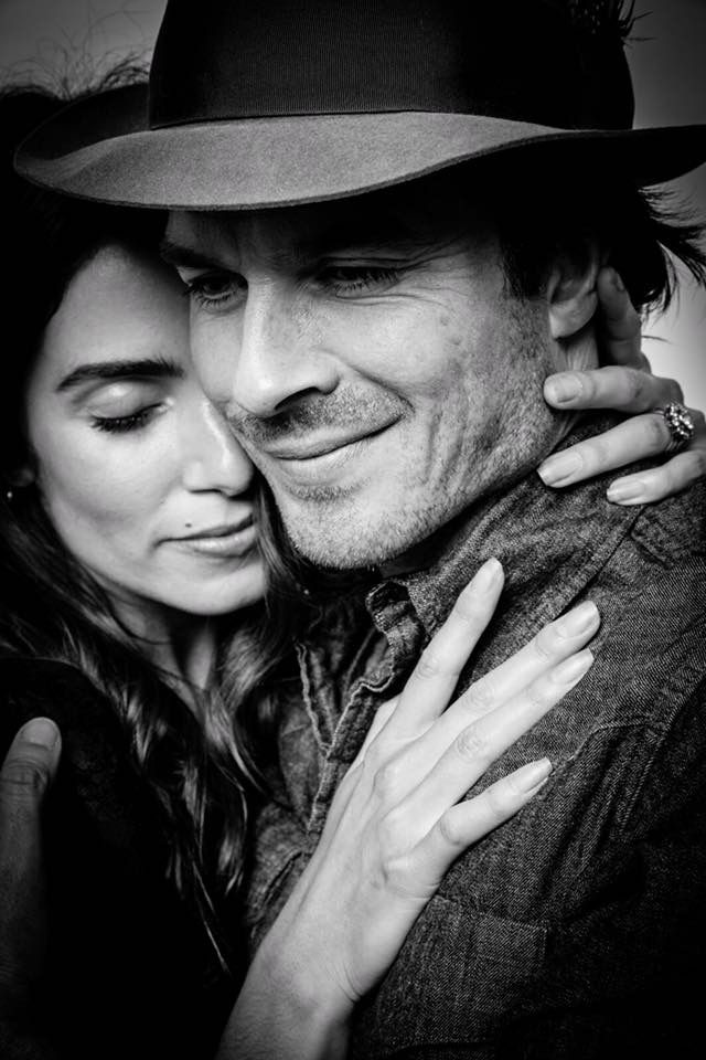 Nikki Reed and Ian ❤️