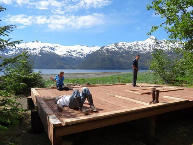 how to buy a permant cabin