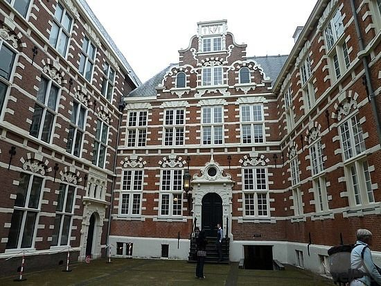 Day 1 Stop 5: University of Amsterdam