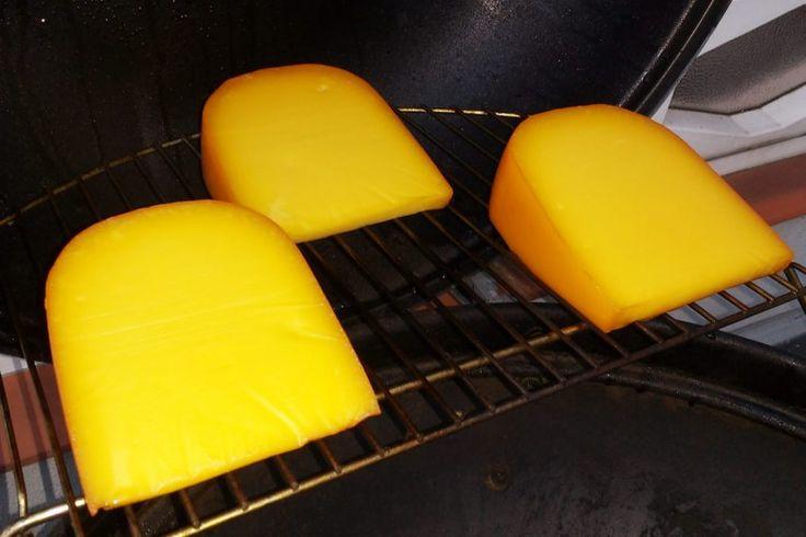 Geräucherter Käse