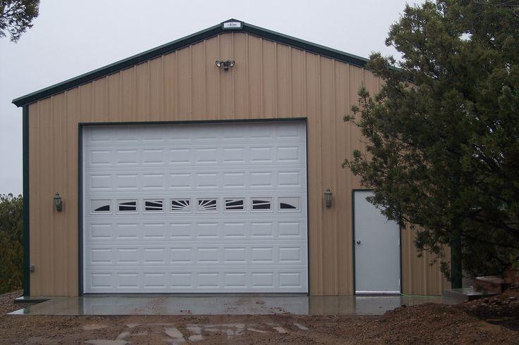 Best 20 metal garage kits ideas on pinterest garage for Prefab barn house kit