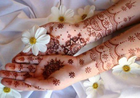 25 Cute And Easy Round Mehndi Designs With Pictures | Styles At Life