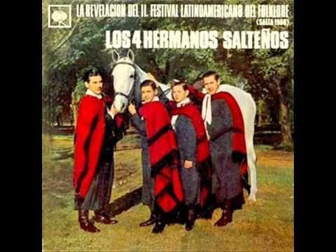 Los 4 Hermanos Salteños - La vuelta del santiagueño - YouTube