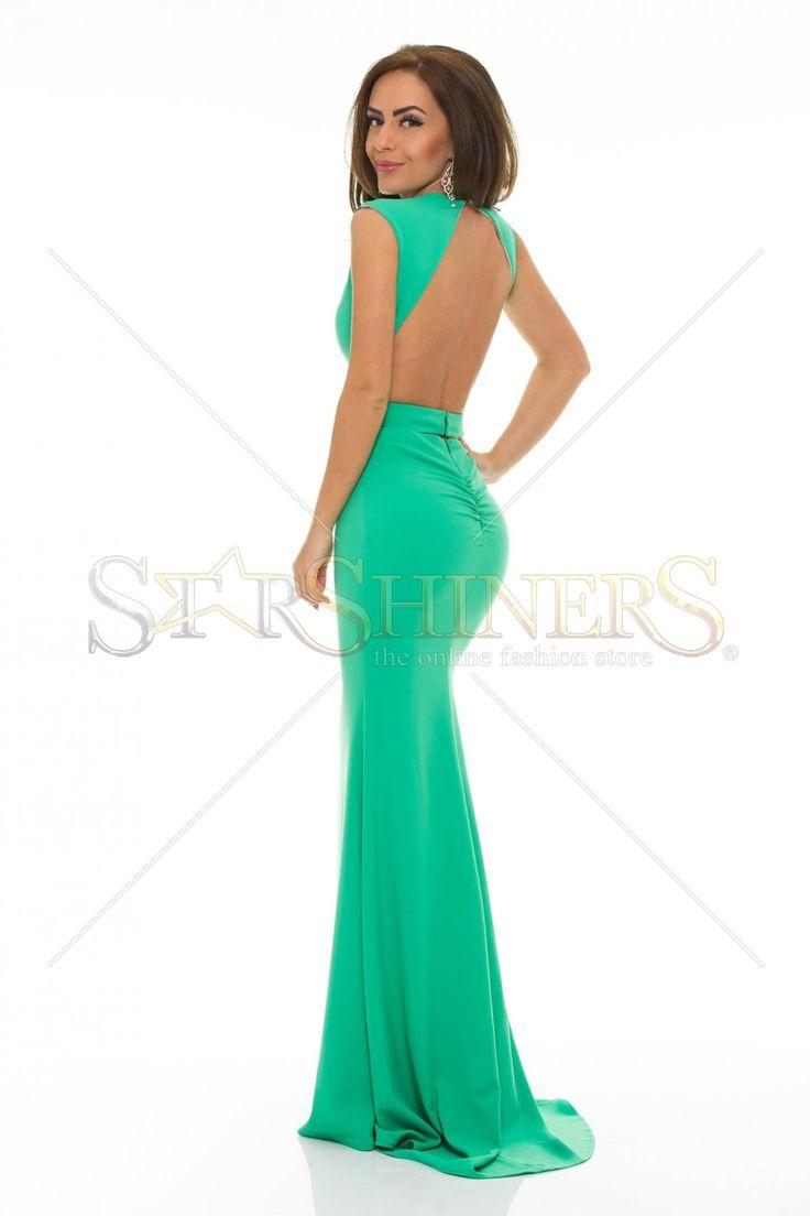 LaDonna First Ceremony Green Dress