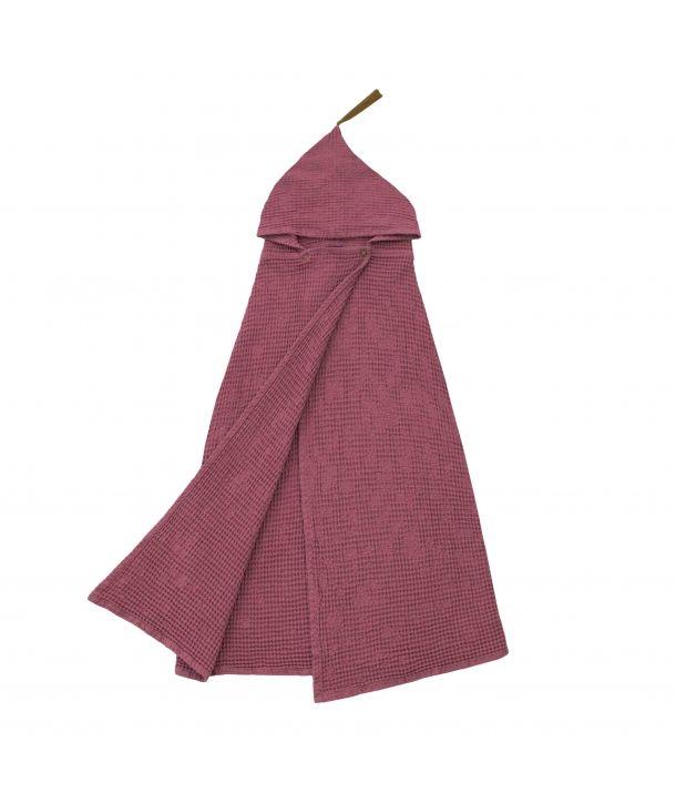 Poncho Towel baobab rose