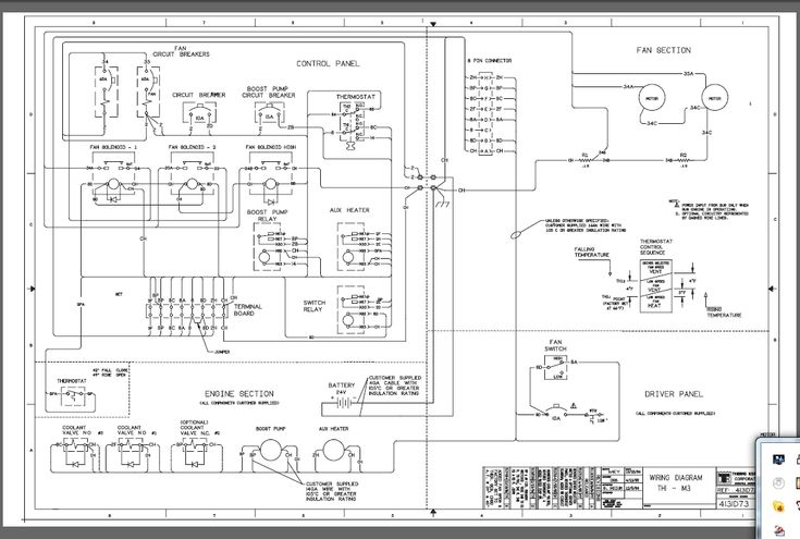 Thermo King Wiring Diagrams 50 00, Thermo King Wiring Diagram