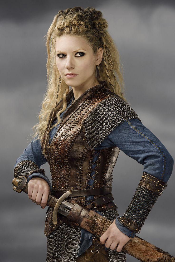 Katheryn Winnick Vikings Season 3 Promos