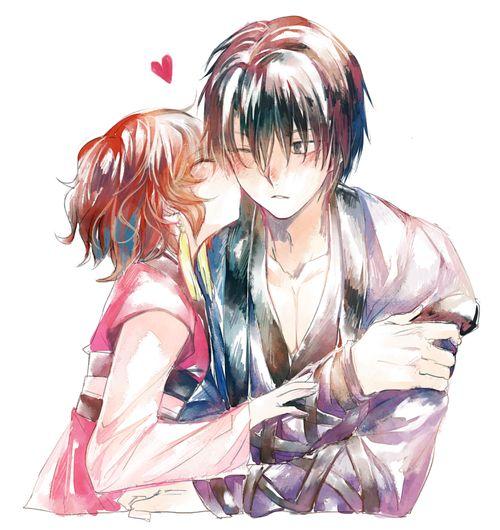 anime, boy, and yona image