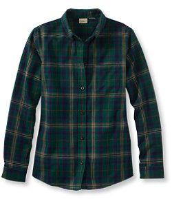 #LLBean: Scotch Plaid Shirt Kennedy
