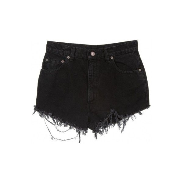 25  best ideas about Black denim shorts on Pinterest | Black levis ...