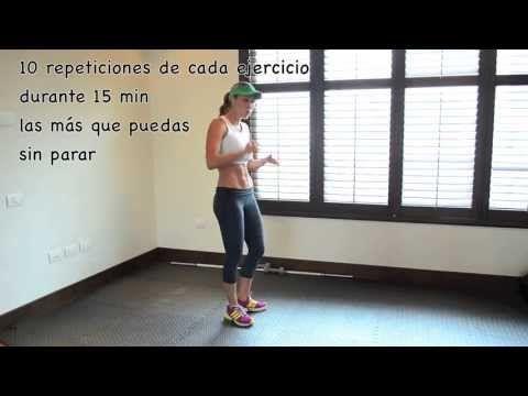 Rutina Abdomen - YouTube
