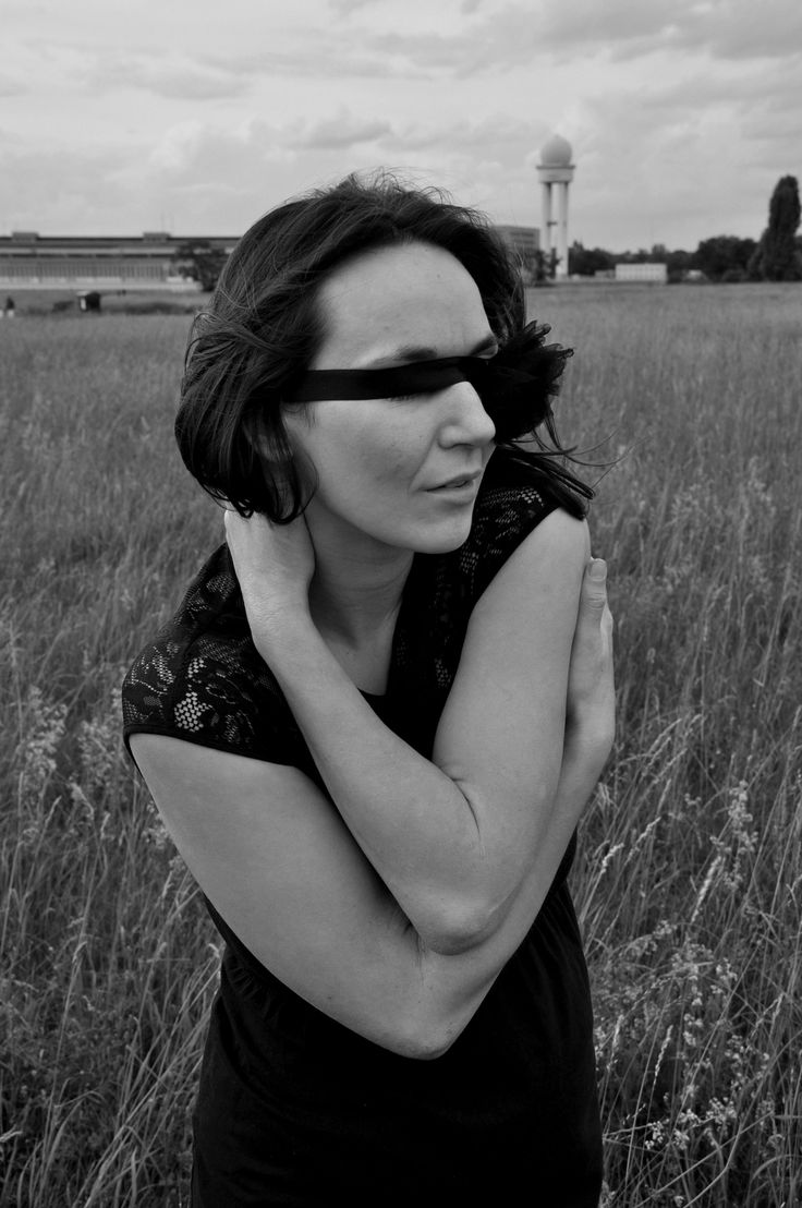 Johanna auf dem Tempelhoferfeld