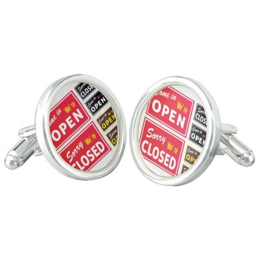 "VINTAGE Cufflinks with ""Theater theme"""