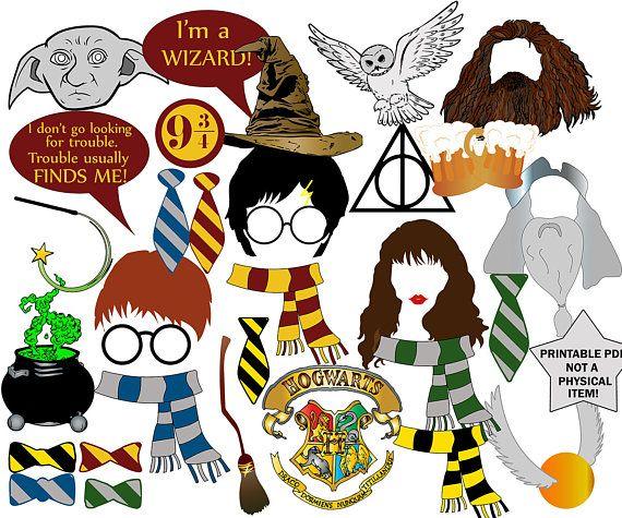 Oggetti di scena di Harry Potter Foto stand: festa a tema Guidata partito PROPS Harry Potter Birthday Party puntelli, puntelli di Photobooth Hogwarts, Harry Potter  PRODOTTO DIGITALE ~ DOWNLOAD IMMEDIATO  Questa inserzione è per un puntello photo printable impostata. 33fun puntelli incluso e puoi stamparle tanto quanto si desidera.   Riceverai: . • 20 pagina stampabile ad alta risoluzione del file PDF che contiene 33 oggetti di scena! Riceverai inoltre i file JPG! • 20 file di file JPG che…