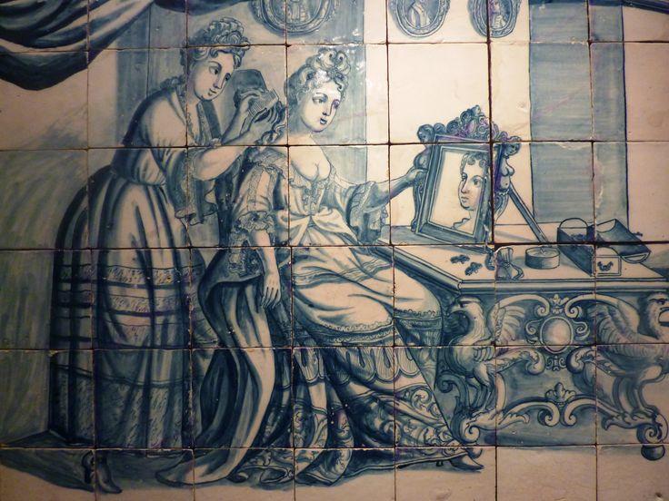 18th Century tiles