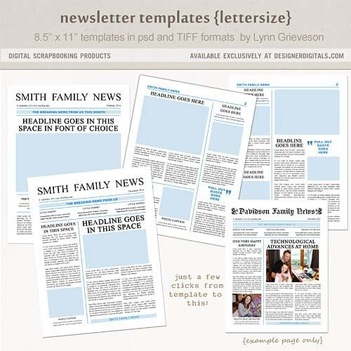 21 Best Personal (General) Newspaper Templates Images On Pinterest