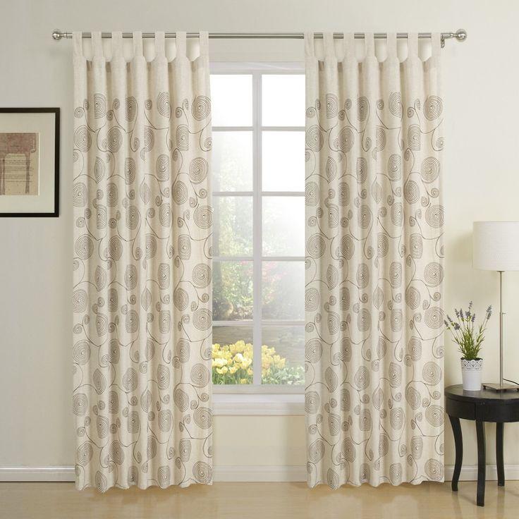 Modern Beige Novelty Eco-friendly Curtain   #curtains #decor #homedecor #homeinterior #beige