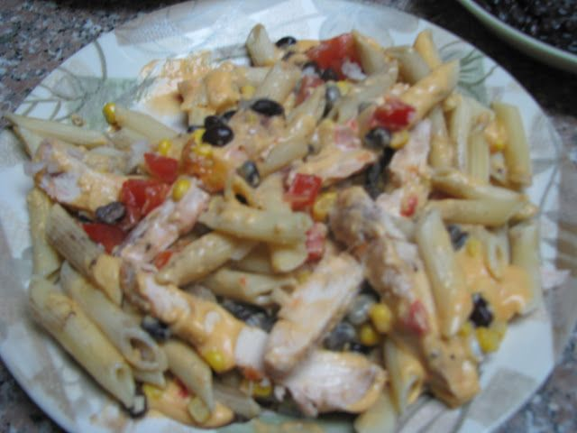 Ruby Tuesday's Sonora Chicken Pasta | Dee Dee Loves Recipes