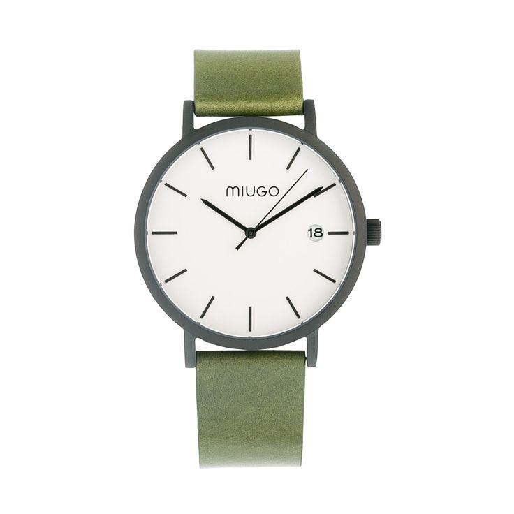 Kolekcja zegarków - MIUGO - great time is coming!