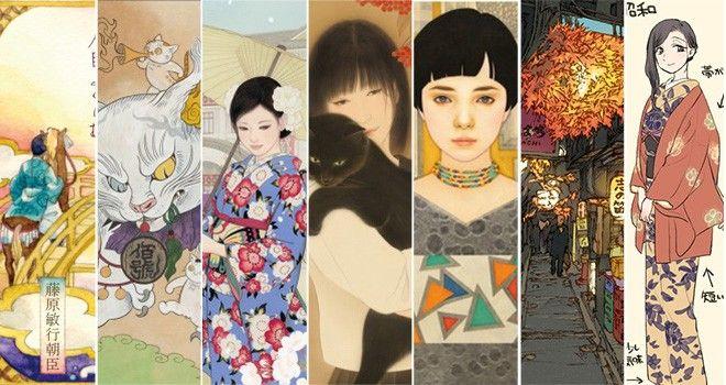 2016年、Japaaanでは編集部の琴線にビンビンと触れたイラストレーターさん、日本画家さんを紹介してきました。どの作家さんの作品も日本文化の昔と今をつなぎ、そして日本のアート分野における未来への期待を膨らませずにはいられないものばかりで…