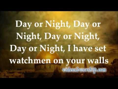 Barry & Batya Segal - On Your Walls Oh Jerusalem - Lyrics ~ This is one of my most favorite songs.