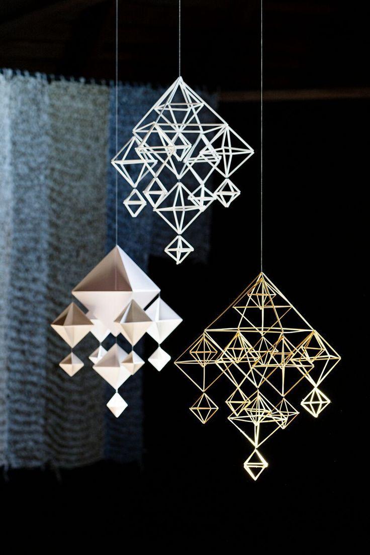 """Eija Koski är himmelist och aktuell med boken """"HIMMELI geometrisk halmslöjd förr och nu"""" . Här får du bygginstruktioner till en """"LYCKA"""" ur boken. Missa inte The waves intervju med..."""