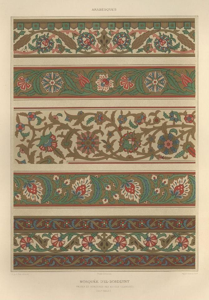 ORNAMEN KLASIK Pesantren Seni Rupa dan Kaligrafi Al
