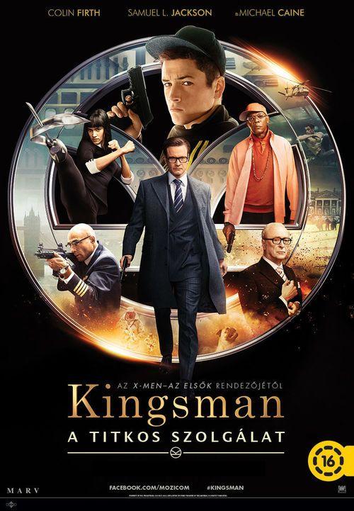 Watch Kingsman: The Secret Service (2015) Full Movie Online Free