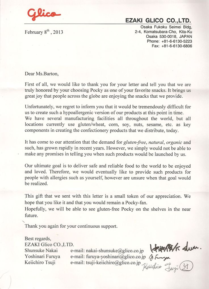 Best  Official Letter Sample Ideas On   Sample Letter