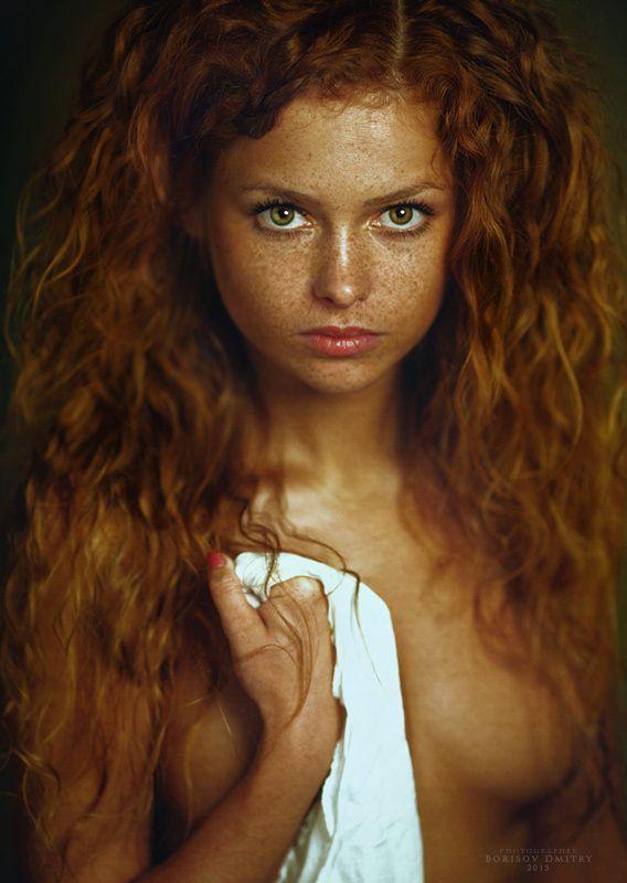Sexy air force women redhead — 4