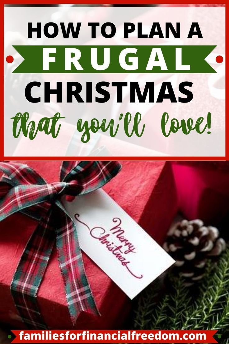 15 Brilliant Ideas For How To Save Big Money On Christmas Families For Financial Freedom In 2020 Frugal Christmas Christmas Gifts For Mom Budget Christmas Gifts