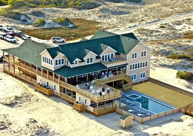 Wild Horse... Outer Banks... where we held our wedding, such a happy day!