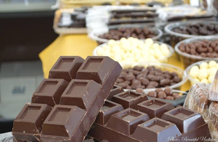 "Eurochocolate 2015. Journey ""chocolatey"" between ancient and modern tastes success"