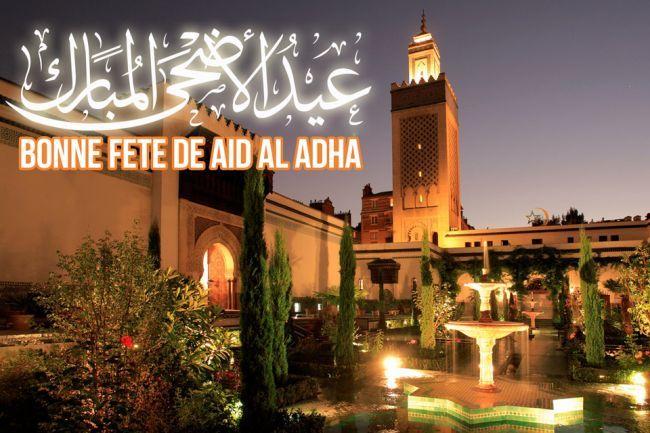 EidAdhaMosqueeDeParis