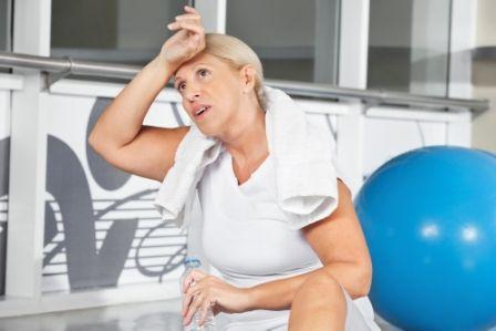 La menopausia engorda 7 kilos
