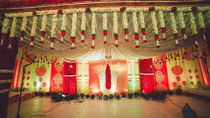V + N Wedding Location : J Convention Centre & Resorts, Hyderabad Photography : Kishor Krishnamoothi
