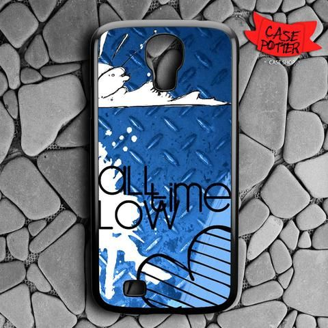 All Time Low Art Samsung Galaxy S4 Black Case