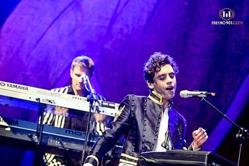 Mika 19 NOV 2010 @ Hot Festival, Buenos Aires, Argentina