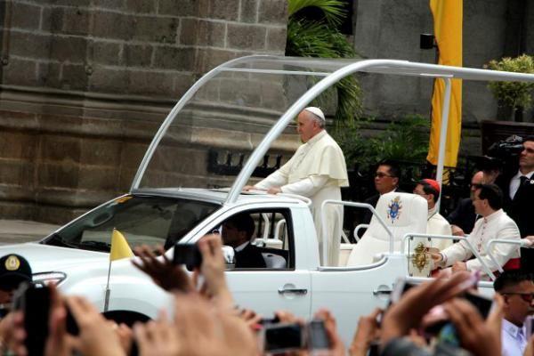 Il piano di Al Qaeda per uccidere Papa Francesco - Yahoo Notizie Italia