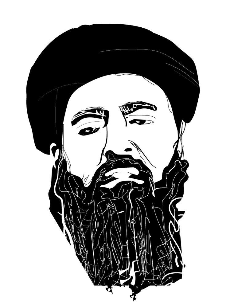 Abu Bakr Baghdadi illustration