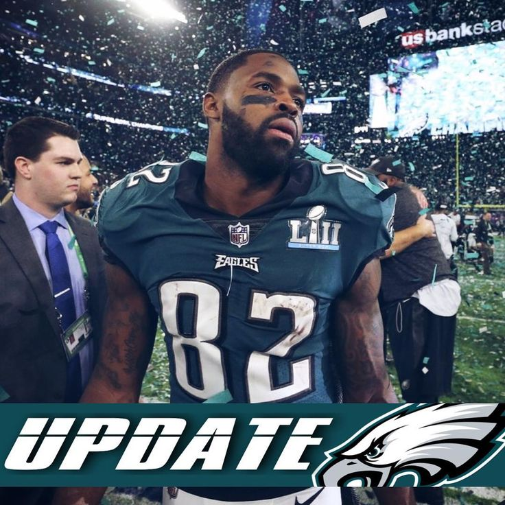 According to Jason La Canfora of CBS Sports he believes the Eagles are going to decline WR Torrey Smiths option which would make him a free agent this upcoming offseason. The Eagles would save $5M in cap space by moving on from Smith.  #EaglesNation #FlyEaglesFly #Philadelphia #Philly #GangGreen #BleedGreen #PhiladelphiaEagles #NFL