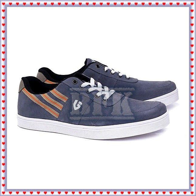 Original Distro Men Shoes Sepatu Sneakers Kets Pria Gl 1296