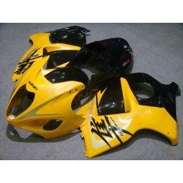 Suzuki GSX-R 1300 Hayabusa 1996-2007 Injection ABS Fairing - Others - Yellow/Black | $699.00