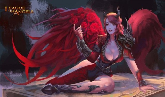 Préférence league of angels - Google Search | 06. Goddess - Angels  LQ97