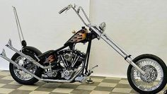 Shovelhead chopper Chopper motorcycles and custom motorcycles.   Sometimes bobbe…