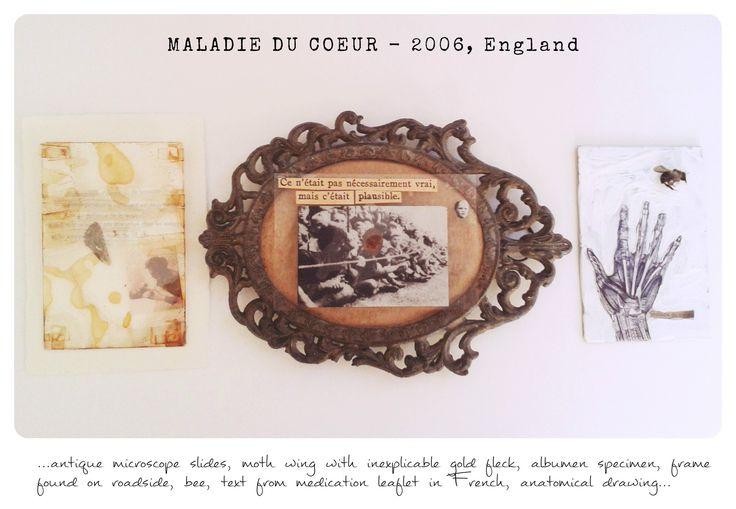 Lisa Roberts - Fine Art - Mixed Media - One Drop of Ink