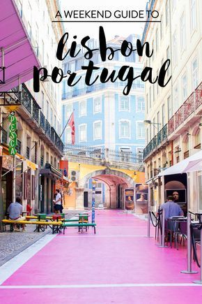 a guide to lisbon, portugal.   Charmingly Styled