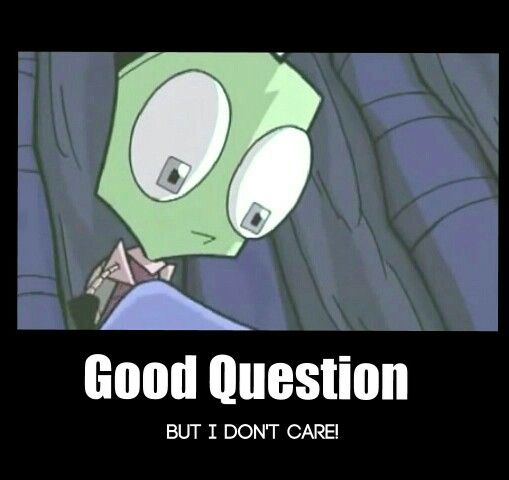 gaz and gir relationship questions
