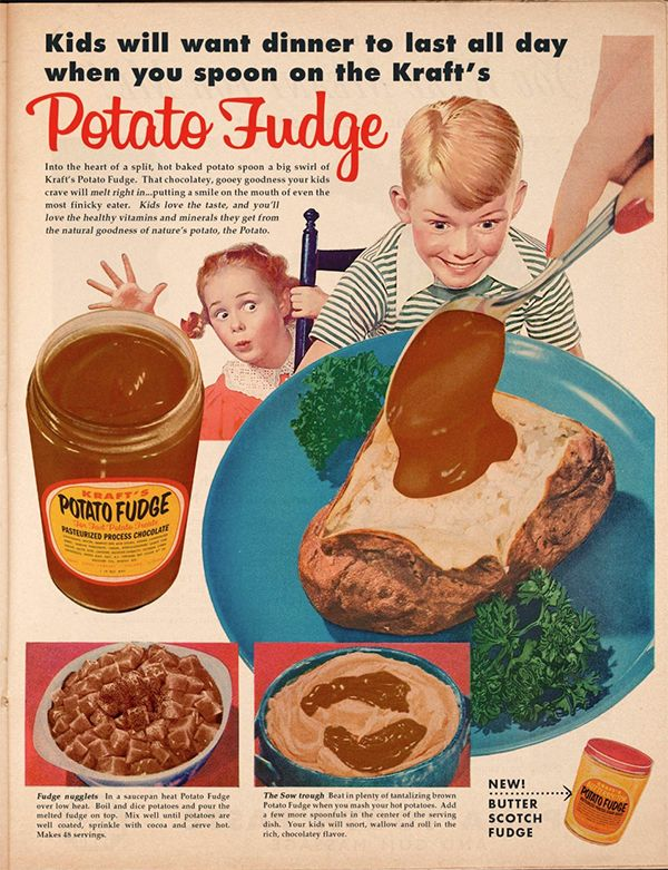 MeTV Network | 14 horrifying, baffling foods from vintage ads …